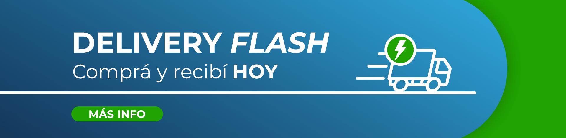 Banner Delivery Flash Desktop